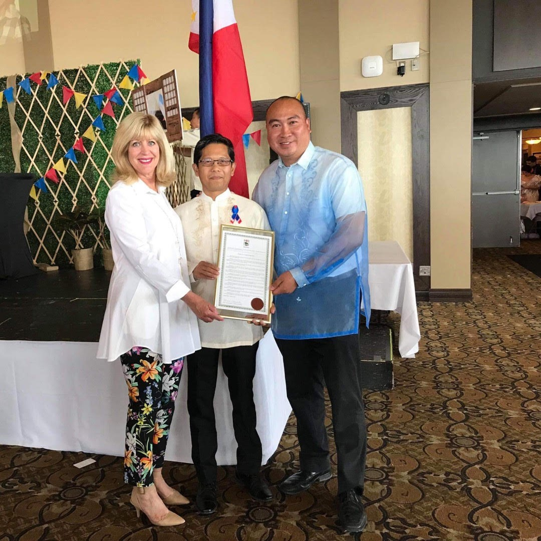 The Website of Philippine Consulate General of Toronto, Canada